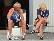 St Catharines, Ontario, CANADA 1999 World Rowing Championships. left, SWE W1X, Maria Brandin, [Mandatory Credit Peter Spurrier Intersport Images] 1999 FISA. World Rowing Championships, St Catherines, CANADA