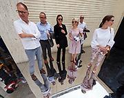 "FREESPACE - 16th Venice Architecture Biennale. Austria, ""Thoughts Form Matter"". LAAC, ""Sphäre 1:50.000""."