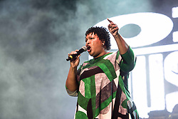 September 9, 2018 - Stacy Abrams - running candidate for Georgia  at One MusicFest in Atlanta, GA on 09 September 2018 (Credit Image: © RMV via ZUMA Press)