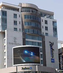 SOUTH AFRICA - Johannesburg Stock pictures.Radisson Blu, Hotel.Pictures by Simphiwe Mbokazi/African News Agency/ANA yu