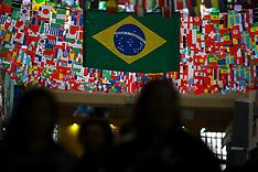 FIFA World Cup 2018: Brazil Fans 9 June 2018