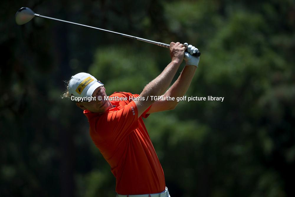 Marcel SIEM (GER) during fourth round US Open Championship 2014,Pinehurst No 2,Pinehurst,North Carolina,USA.