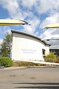 Motherwell, SCOTLAND. GV's, Boating Area, Scottish Academy, Start Tower bridge, 2007 FISA U23 World Championship Regatta, Strathclyde Country Park, North Lanarkshire 28/07/2007 [Mandatory credit Peter Spurrier/ Intersport Images] , Equipment