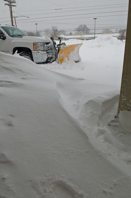 Snowmaggedon - February 2010, Washington, DC area