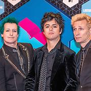 NLD/Rotterdam/20161106 - MTV EMA's 2016, Greenday