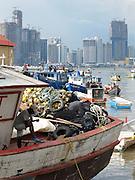 Barcas / Ciudad de Panamá.<br /> <br /> Edición de 10 - Fine Art
