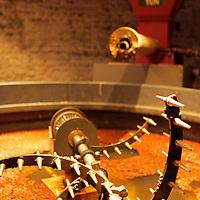 Europe, Ireland, Dublin. Old Jameson Distillery Mash Tun.