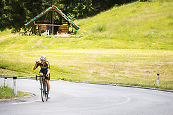 Slovenian Road Cycling Championship in time trial 2020 on June 28, 2020 in Zg. Gorje - Pokljuka, Slovenia. Photo by Peter Podobnik / Sportida.