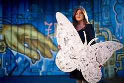 Diza Gonzaga, mãe do Thiago, vítima de acidente de trânsito, fundou a ONG Vida Urgente conhecida em todo país e que tem como símbolo uma borboleta. FOTO: Jefferson Bernardes/Preview.com