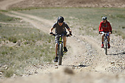 SHOT 5/20/17 9:58:09 AM - Emery County is a county located in the U.S. state of Utah. As of the 2010 census, the population of the entire county was about 11,000. Includes images of mountain biking, agriculture, geography and Goblin Valley State Park. (Photo by Marc Piscotty / © 2017)