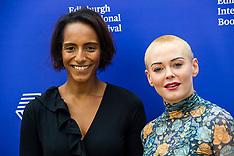 International Book Festival, Edinburgh, 13 August 2018