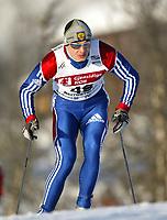 Langrenn, 22. november 2003, Verdenscup Beitostølen,  Serguei Novikov