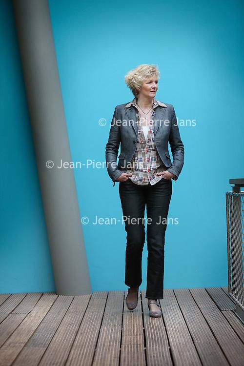 Nederland, De Lier , 7 december 2010..Meiny Prins, algemeen directeur van Priva, Zakenvrouw van het Jaar 2009. Priva, uit het Westlandse dorp De Lier, is wereldmarktleider in klimaatbeheersing in de overdekte tuinbouwsector..Foto:Jean-Pierre Jans