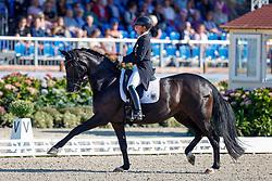 Werth Isabell, GER, Weihegold OLD<br /> European Championship Dressage - Hagen 2021<br /> © Hippo Foto - Dirk Caremans<br /> 08/09/2021