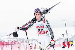 February 8, 2019 - Re, SWEDEN - 190208 Felix Monsen of Sweden at the downhill training during the FIS Alpine World Ski Championships on February 8, 2019 in re  (Credit Image: © Daniel Stiller/Bildbyran via ZUMA Press)