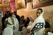 Ethiopian church Via Dolorosa, Jerusalem, Israel