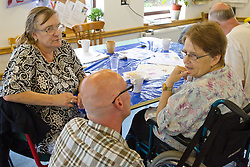 NRSB - Charity for people with visual impairments - consultation with staff and volunteers as part of rebranding exercise. Discussion group.