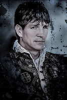 Actor Eric Roberts on set.  Terence DuffyPhotographs, based in Sacramento California, specializing in environmental portraiture for commercial advertising, lifestyle, location, auto, editorial clients.