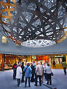 Germany, Monaco: shopping center downtown