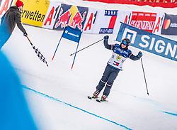 25.01.2020, Streif, Kitzbühel, AUT, FIS Weltcup Ski Alpin, im Rahmen der KitzCharityTrophy 2020 am Samstag, 25. Jänner 2020, auf der Streif in Kitzbühel. // f.l. Sebastian Vettel Tommy Hilfiger during the KitzCharityTrophy 2020 at the Streif in Kitzbühel, Austria on 2020/01/25, im Bild v.l. Sebastian Vettel, Tommy Hilfiger // f.l. Sebastian Vettel Tommy Hilfiger during the KitzCharityTrophy 2020 at the Streif in Kitzbühel, Austria on 2020/01/25. EXPA Pictures © 2020, PhotoCredit: EXPA/ Stefan Adelsberger