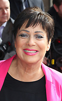 Denise Welch, TRIC Awards, Grosvenor House, London UK, 14 March 2017, Photo by Richard Goldschmidt