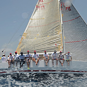Caccia Alla Volpe<br /> <br /> In April, 2015 yachts from all over the world will arrive in Antigua to participate in the one of the world's major sailing events and the granddaddy of Caribbean regattas, Antigua Sailing Week, to be held from the 25th of April to the 1st of May, 2015. From small beginnings this regatta has developed over the past 47 years to become one of the preeminent yacht racing events in the Caribbean and one of the most prestigious in the world.<br /> Over 100 yachts participate every year ranging in size from 24 feet to over 100 feet. The Regatta attracts everything from serious racing boats including state-of-the-art, high-tech racing machines to a variety of performance cruising and cruising boats.