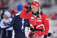 Skiskyting<br /> IBU World Championship<br /> VM 2016 Oslo<br /> Mix-stafett<br /> Foto: Gepa/Digitalsport<br /> NORWAY ONLY<br /> <br /> OSLO,NORWAY,03.MAR.16 - BIATHLON - IBU World Championships, relay 2x6km ladies and 2x7.5km men, mixed team. Image shows Tiril Eckhoff (NOR).
