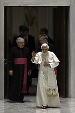 DEC 19 2012 Pope Benedict XVI