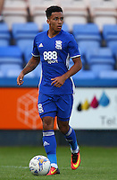 Birmingham City's Josh Dacres Cogley