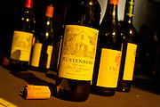 South African wines from Rustenberg and Indaba.