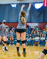 On August 26, 2021, the West County High School frosh girls volleyball team opened up their 2021-2022 home season against Sonoma Valley High School.  West County High School won the game 2-1
