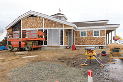 Meigs Point Nature Center at Hammonasset Beach State Park  <br /> Connecticut State Project No: BI-T-601<br /> Architect: Northeast Collaborative Architects  Contractor: Secondino & Son<br /> James R Anderson Photography New Haven CT photog.com<br /> Date of Photograph: 29 January 2016<br /> Camera View: 02