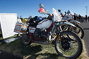 BMW GS bikes are all about function, not looks.