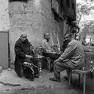 Egypt. Cairo : GAWAR AL LALA  mosque  in Bab al Wazir area in islamic Cairo   Egypt