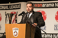 Vanarama Chief Marketing Officer Paul Cable during the National League Gala Awards at Celtic Manor Resort, Newport, United Kingdom on 8 June 2019.