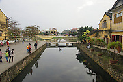 Vietnam, Hoi An Old town Bridge