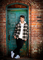 Aris is a bright and talented 2021 senior at Norwood High school in Norwood MA. This image is from his portrait session with Dan Busler Photography