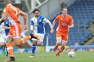 Blackburn Rovers v Blackpool 100318