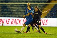 Jordan Williams. Stockport COunty FC 0-1 West Ham United FC. Emirates FA Cup 4th Round. 11.1.21