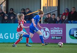 Millie Farrow of Bristol City Women - Mandatory by-line: Paul Knight/JMP - 28/03/2018 - FOOTBALL - Stoke Gifford Stadium - Bristol, England - Bristol City Women v Birmingham City Ladies - FA Women's Super League