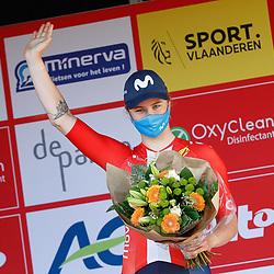 25-03-2021: Wielrennen: Classic Brugge - De Panne Women: De Panne<br /> Emma Norsgaard Jorgensen