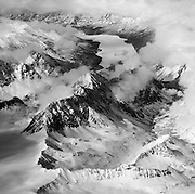 Chugach Range near Cordova, Alaska<br /> <br /> Photo by David Stubbs © 2012