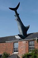 The Headington Shark  ,oxfordshire photo by Brian Jordan