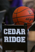 McNeil vs. Cedar Ridge - Womens Basketball - January 3, 2015