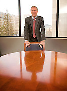 Rodney P. Wood became an Executive Vice President of Wilmington Trust Corp. and WTC in 2002. He previously served as a Senior Vice President of the Company since 2001 and as a Senior Vice President of WTC in its Wealth Advisory Services Department since 1999. (Photography by Jim Graham)
