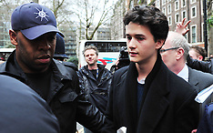 Dec 2010-Charlie Gilmour in Court