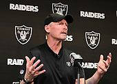 Apr 11, 2019-NFL-Oakland Raiders Press Conference