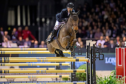 Dilasser Marc, FRA, Vitel Chance de la Roque<br /> Jumping International de Bordeaux 2020<br /> © Hippo Foto - Dirk Caremans<br />  08/02/2020