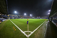 General view of the Kenilworth Road stadium during the EFL Sky Bet League 1 match between Luton Town and Bradford City at Kenilworth Road, Luton, England on 27 November 2018.