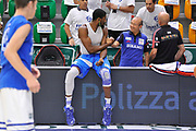DESCRIZIONE : Campionato 2014/15 Serie A Beko Dinamo Banco di Sardegna Sassari - Grissin Bon Reggio Emilia Finale Playoff Gara3<br /> GIOCATORE : Shane Lawal Carlo Sardara<br /> CATEGORIA : Fair Play Before Pregame<br /> SQUADRA : Dinamo Banco di Sardegna Sassari<br /> EVENTO : LegaBasket Serie A Beko 2014/2015<br /> GARA : Dinamo Banco di Sardegna Sassari - Grissin Bon Reggio Emilia Finale Playoff Gara3<br /> DATA : 18/06/2015<br /> SPORT : Pallacanestro <br /> AUTORE : Agenzia Ciamillo-Castoria/C.Atzori